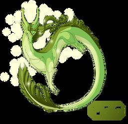 Dragon #35 -Commission-