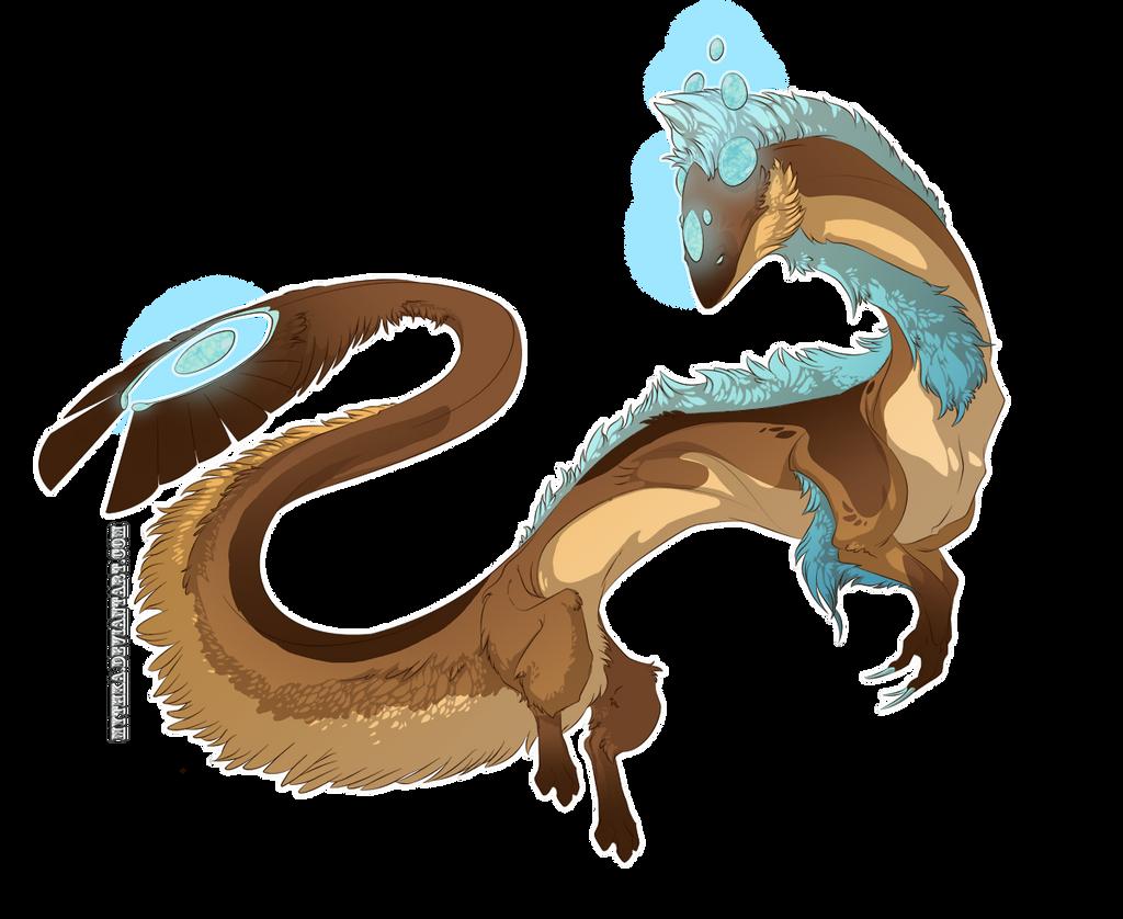 Familiar Dragon Reference by Mythka