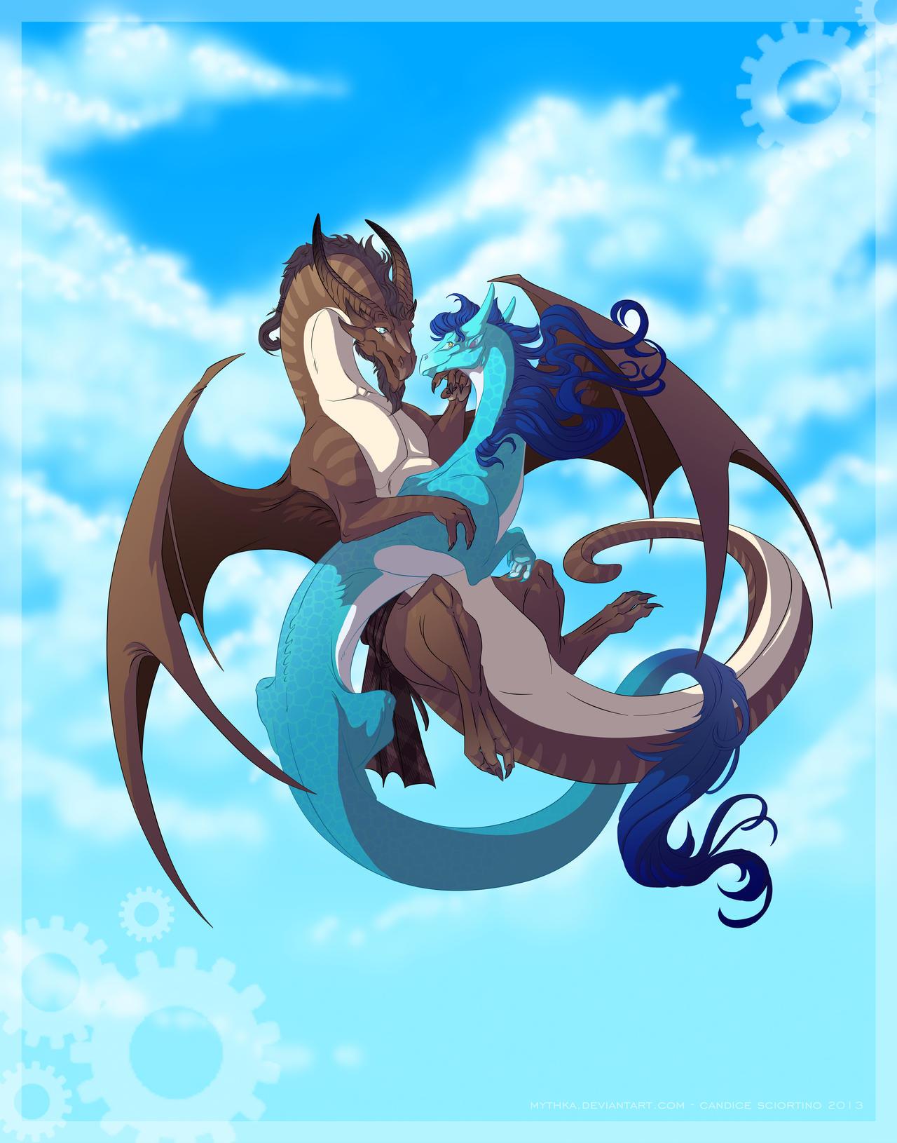 I Adore You by Mythka