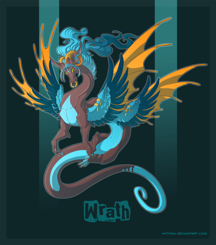 Wrath Revamp by Mythka
