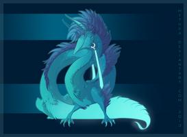 Random Dragon 13 (2013) by Mythka
