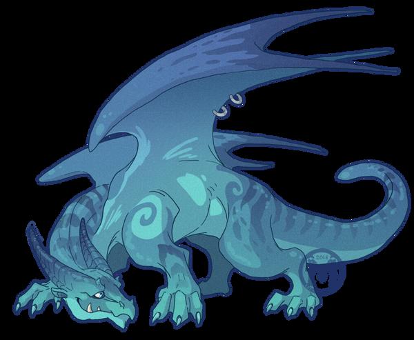 weekly mini dragon raffle 2 by mythka