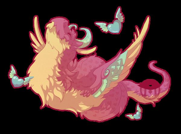 weekly mini dragon 3 by mythka
