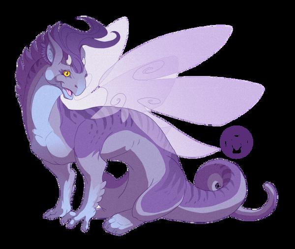weekly mini dragon 6 by mythka