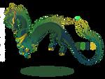 Prize Dragon 2 of 4