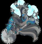 Nov 27 - Kitsune Dragon