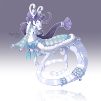 Dragon-A-Day (Dec 18) by Mythka
