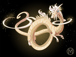 Dragon-A-Day JAN8 - Saturn