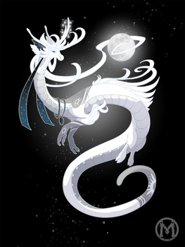 Dragon-A-Day JAN10 - The Moon