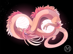 Dragon-A-Day JAN28 - Binary Star