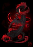 Dragon-A-Day 037 - Nightmare by Mythka