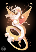 Dragon-A-Day 039 - Solar by Mythka