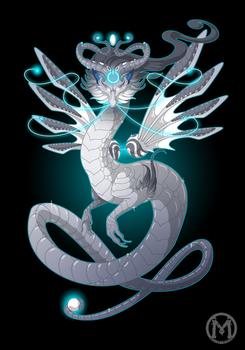 Dragon-A-Day 041 - Cyber