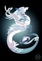 Dragon-A-Day 047 - Wind by Mythka