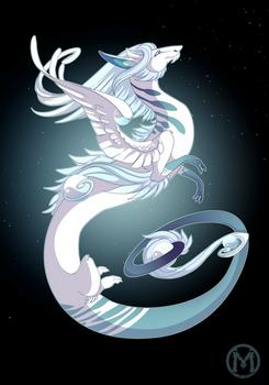 Dragon-A-Day 047 - Wind