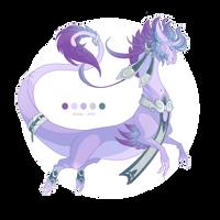 Dragon-A-Day 066 by Mythka