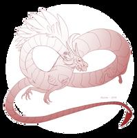 Dragon-A-Day 084 by Mythka