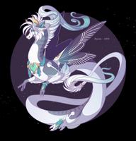 Dragon-A-Day 092 by Mythka