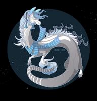 Dragon-A-Day 099 by Mythka