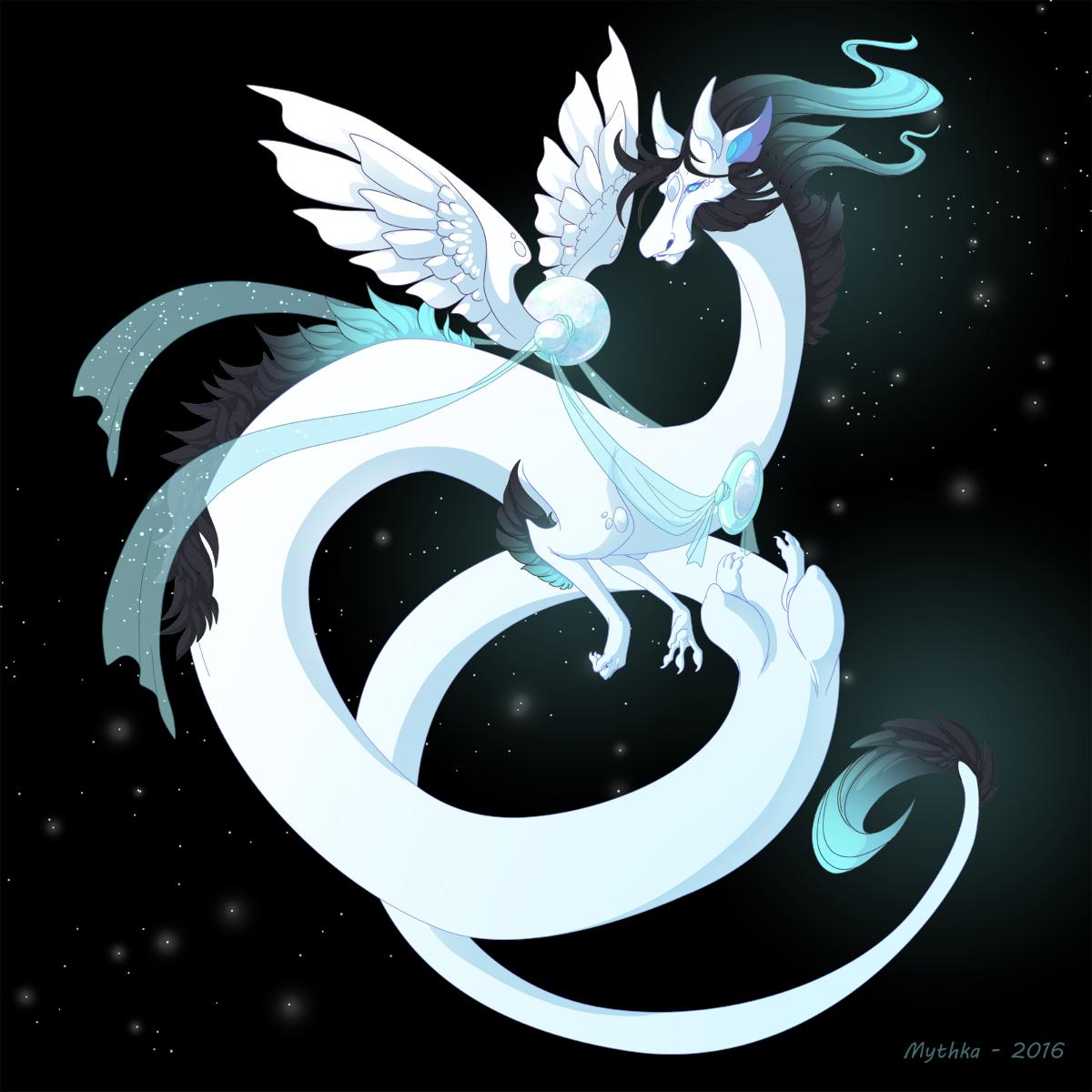 Dragon-A-Day 127 by Mythka