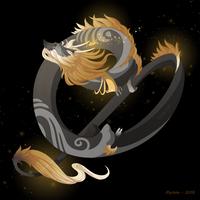 Dragon-A-Day 128 by Mythka