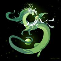 Dragon-A-Day 129 by Mythka
