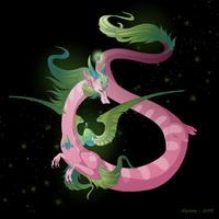 Dragon-A-Day 133 by Mythka
