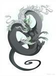 Dragon-A-Day 141 (Hurricane)