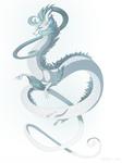 Dragon-A-Day 149 (Water Spout)