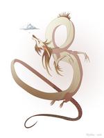 Dragon-A-Day 151 (Drought) by Mythka