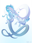 Dragon-A-Day 153 (Hail Storm)