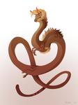 Dragon-A-Day 154 (Dust Devil)