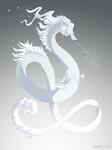 Dragon-A-Day 167 (Blizzard)