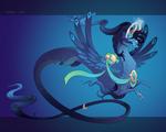 Dragon-A-Day 178 .Hera.