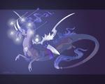 Dragon-A-Day 181 .Artemis.