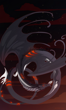 Dragon-A-Day 189 .Wraith.