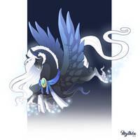 Dec 23 .Snowchaser Pegasus. by Mythka
