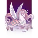 Queen of Hearts Pegasus #29