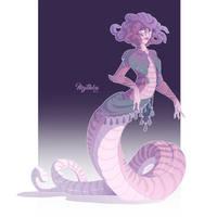 Pretty in Pink Gorgon - #37 by Mythka