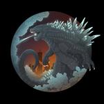 Godzilla King of Monsters by Mythka