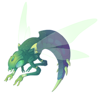 Wasp by Mythka