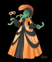 Masquerade - OCT 9 by Mythka