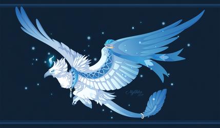 First Snow - NOV 23 by Mythka