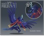 043 - Alchemy Raven