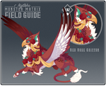 102 - Red Rose Griffon