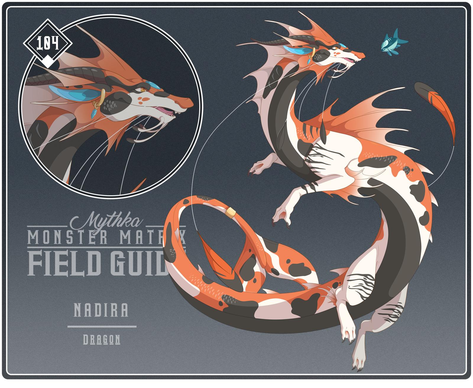 104 - Nadira - Dragon