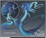 111 - Peacock Dragon