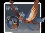 119 - Kestrel Hippogriff