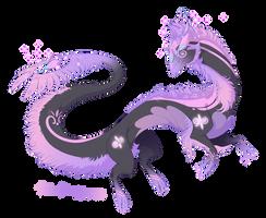 Familiar Dragon 002 -SOLD-