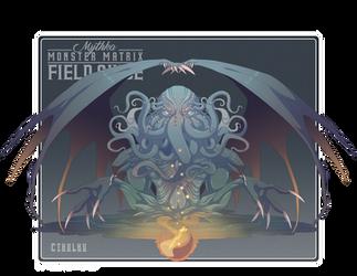 137 - Cthulhu by Mythka